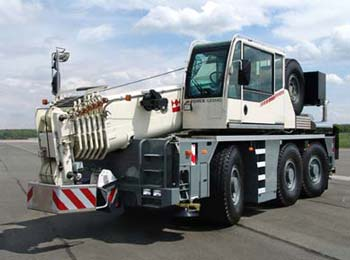 Autokraana 40t Demag AC 40 City